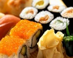 Суши - визитная карточка японской кухни, фото-1