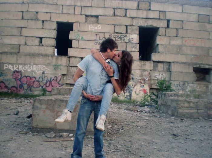 20-летняя красавица из Мариуполя не бросила любимого, потерявшего обе ноги, фото-2