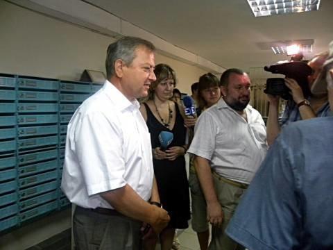 В Мариуполе в  53-е  почтовое отделение  пришли счастливые времена (ФОТО), фото-1