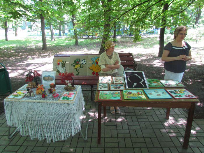 Мариупольская детвора в Городском саду встречала лето (ФОТО), фото-14