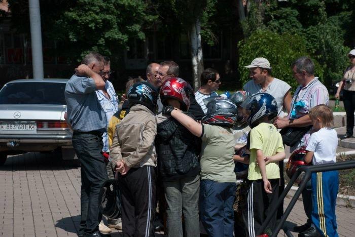 Мариупольская детвора показала взрослым, как надо ездить на багги (ФОТО), фото-3