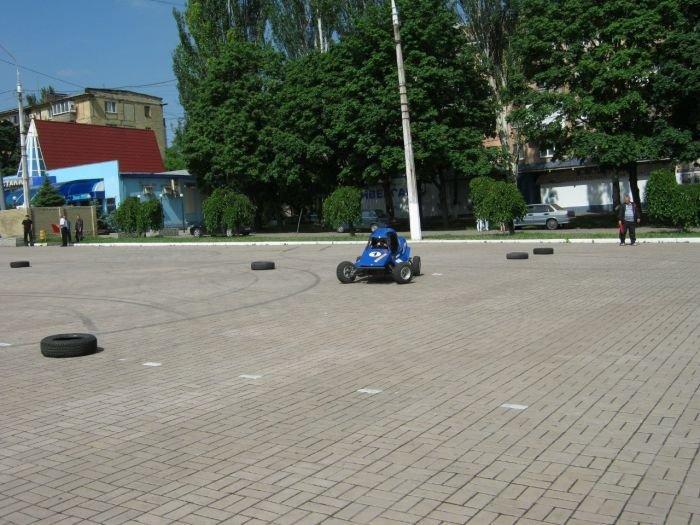 Мариупольская детвора показала взрослым, как надо ездить на багги (ФОТО), фото-8