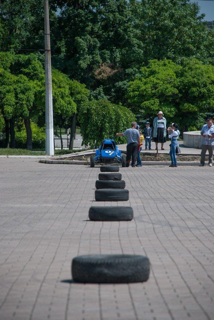 Мариупольская детвора показала взрослым, как надо ездить на багги (ФОТО), фото-7