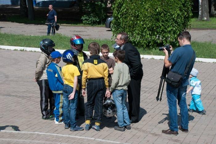 Мариупольская детвора показала взрослым, как надо ездить на багги (ФОТО), фото-4
