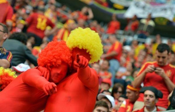 Лучшие мгновения Евро-2012 по версии журнала «Бостон» (ФОТО часть 1), фото-7