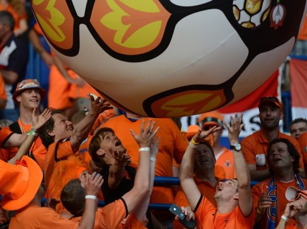 Лучшие мгновения Евро-2012 по версии журнала «Бостон» (ФОТО часть 1), фото-3