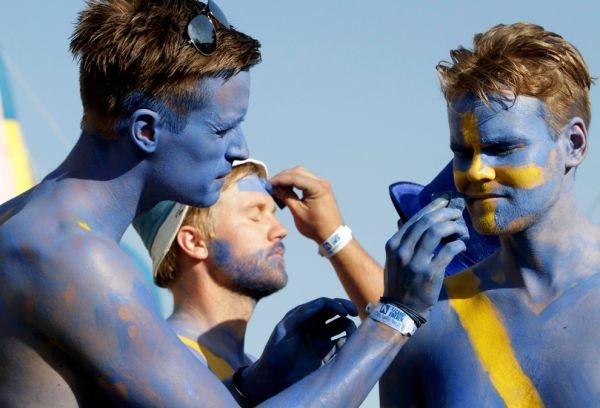 Лучшие мгновения Евро-2012 по версии журнала «Бостон» (ФОТО часть 1), фото-6