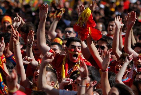 Лучшие мгновения Евро-2012 по версии журнала «Бостон» (ФОТО часть 2), фото-16