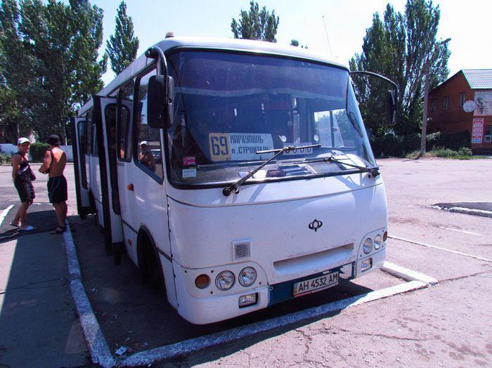 Автобус колин внук