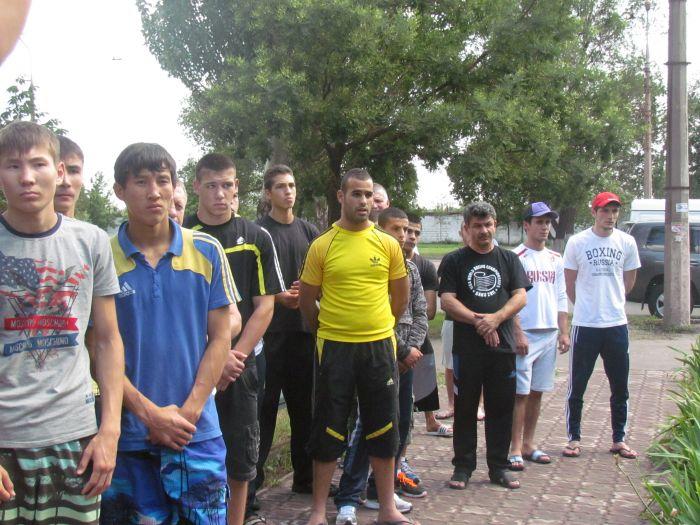 В Мариуполе стартует 46-ой международный турнир по боксу - мемориал Макара Мазая (ФОТО), фото-4