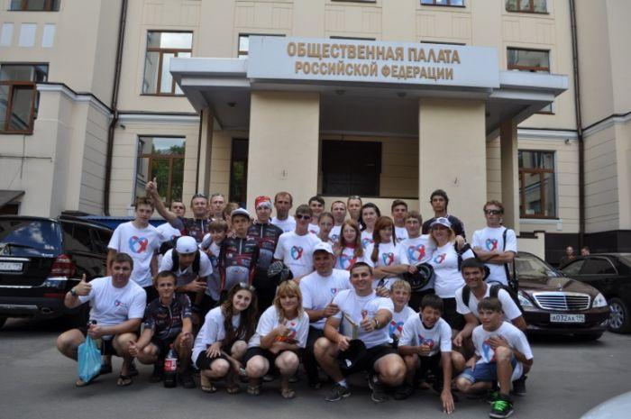 Мариупольские пилигримы воодушевляли россиян усыновлять детей (ФОТО), фото-4