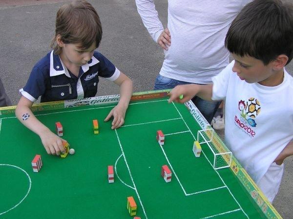 Львівські діти зіграли у Кубічний футбол – альтернатива комп'ютерним іграм (ФОТО), фото-1