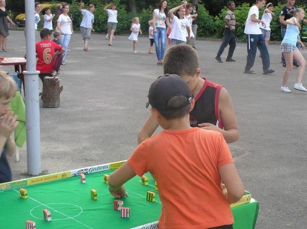 Львівські діти зіграли у Кубічний футбол – альтернатива комп'ютерним іграм (ФОТО), фото-6