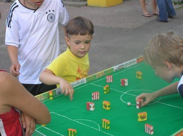 Львівські діти зіграли у Кубічний футбол – альтернатива комп'ютерним іграм (ФОТО), фото-5