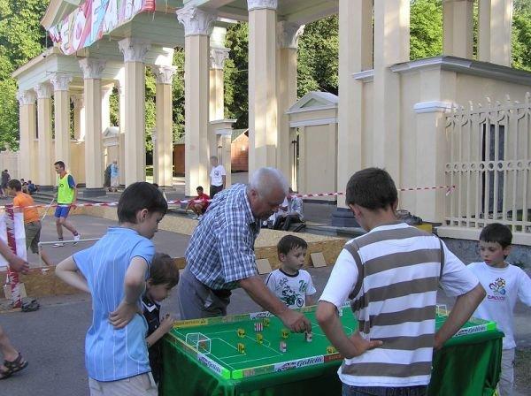 Львівські діти зіграли у Кубічний футбол – альтернатива комп'ютерним іграм (ФОТО), фото-2
