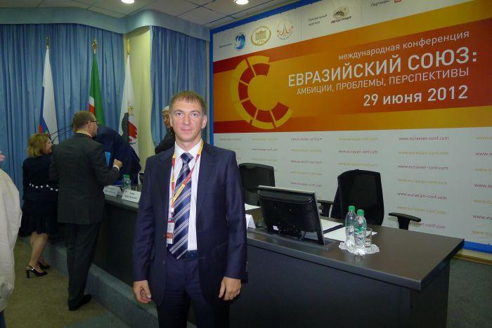 Мариупольский политик принял участие в казанской Конференции, фото-3