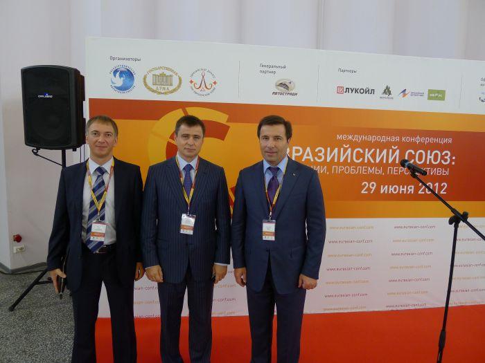 Мариупольский политик принял участие в казанской Конференции, фото-1
