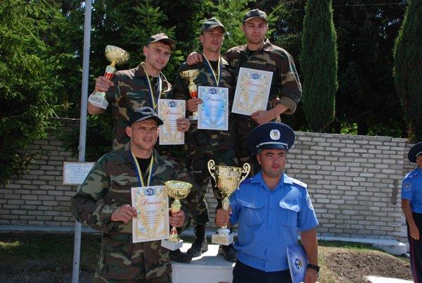 На Львівщині визначили найсильніших міліціонерів (ФОТО), фото-6