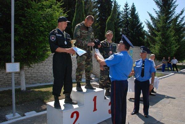 На Львівщині визначили найсильніших міліціонерів (ФОТО), фото-5