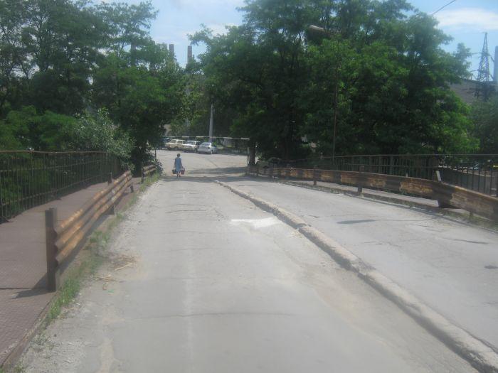 Мариупольские предприниматели отремонтировали «горбатый мост» (ФОТО), фото-8