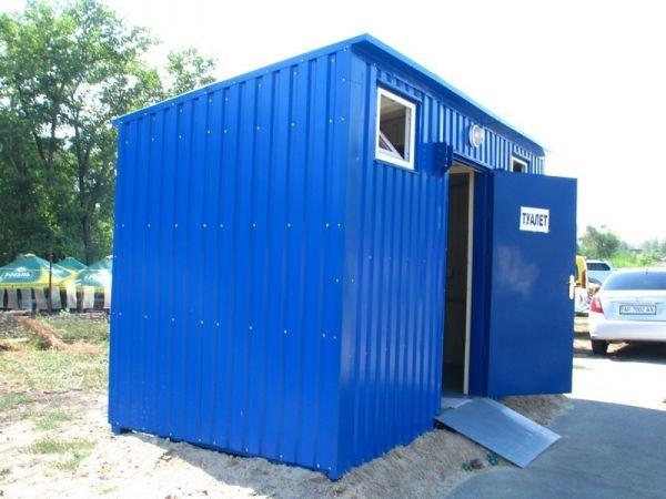 Запорожский мэр недоволен мобильным туалетом на Набережной (ФОТО), фото-2