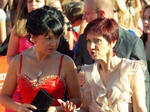 Красная дорожка одесского кинофестиваля: Матвийчук с семьей; cерьезные Пундик с Жванецким (ФОТО), фото-16