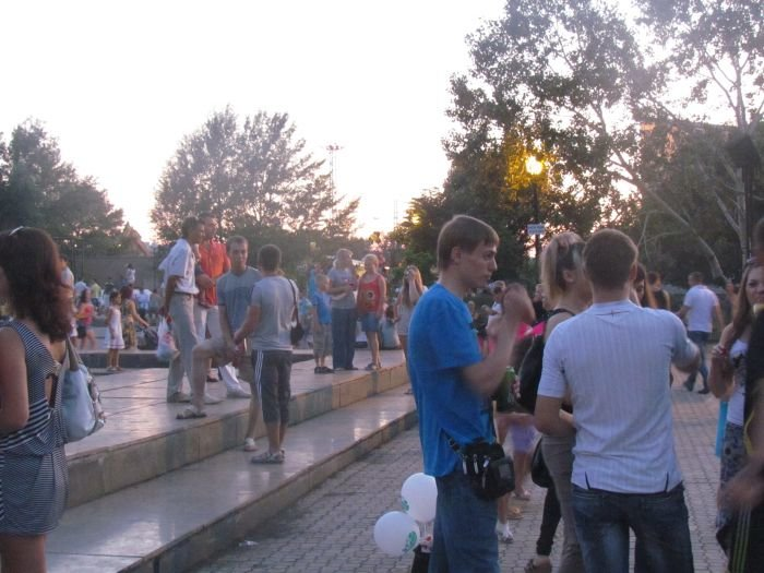 Мариупольцы отметили День металлурга (ФОТО), фото-1
