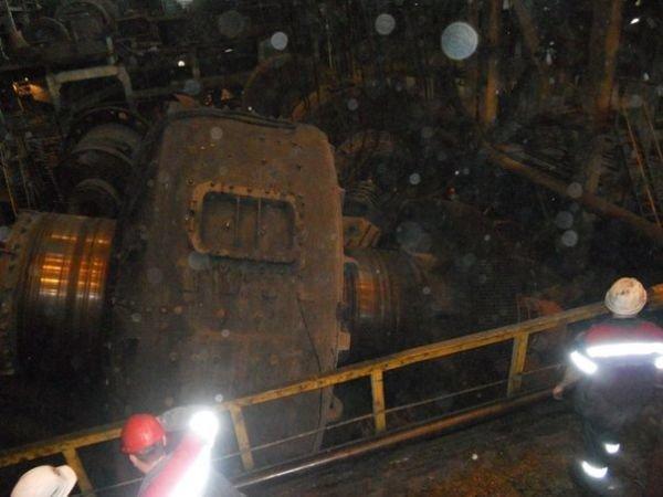 На одном из комбинатов Кривого Рога обрушилась мельница весом 320 тонн (ФОТО), фото-1