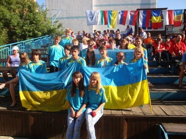 Артемовская чемпионка по радиопеленгации Лучана Науменко привезла с международных соревнований шесть золотых медалей, фото-1