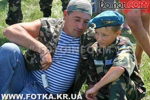 Кировоград отметил День аэромобильных войск Украины (ФОТО), фото-3