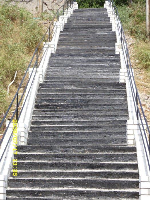 В День города «верхние» бердянцы спустятся вниз по новой лестнице (ФОТО), фото-1
