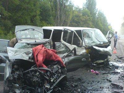 В аварии на трассе Кировоград - Запорожье  пострадали 10 человек (ФОТО), фото-3