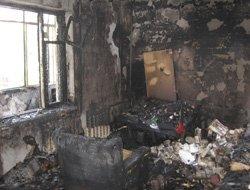 В Запорожье на пожаре пострадали трое человек (ФОТО), фото-1