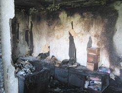 В Запорожье на пожаре пострадали трое человек (ФОТО), фото-2