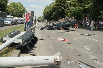 Страшная авария в Запорожье. Погибли люди (ФОТО), фото-2