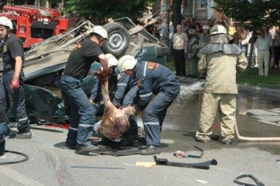 Страшная авария в Запорожье. Погибли люди (ФОТО), фото-4