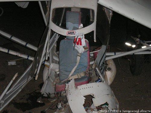Пилота упавшего самолета спасти не удалось (ФОТО катастрофы), фото-4