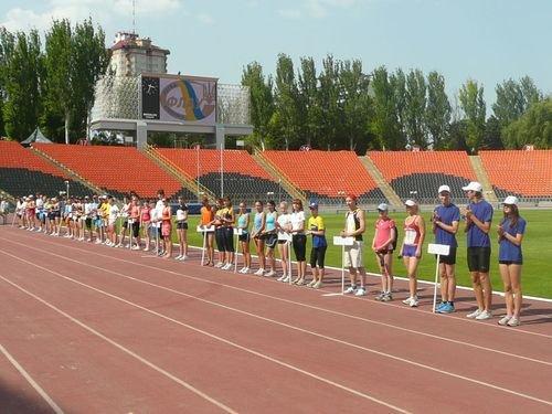В Донецке стартовал чемпионат Украины по легкой атлетике. Дончанин – лучший в стометровке (ФОТО), фото-3