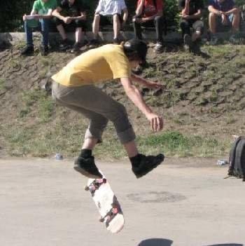 В Донецке прошли соревнования по скейтбордингу (ФОТО), фото-1