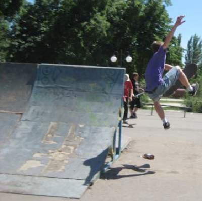 В Донецке прошли соревнования по скейтбордингу (ФОТО), фото-2