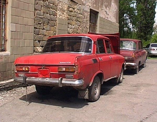 В Донецке задержали охотников на «Москвичей», фото-1