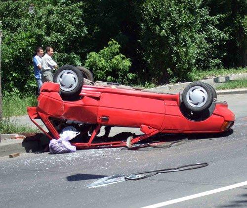 Масштабное ДТП в Донецке: столкнулись 4 автомобиля (ФОТО), фото-2