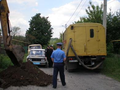 Донетчанин обстрелял работников водоканала (Дополнено+ФОТО), фото-2