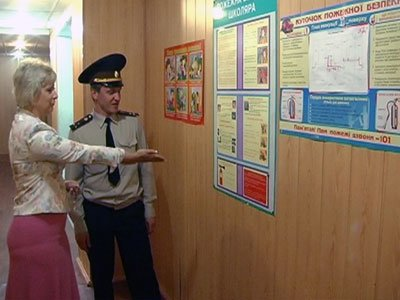 В Донецке МЧС проверило школы. Нарушений - масса (ФОТО), фото-3