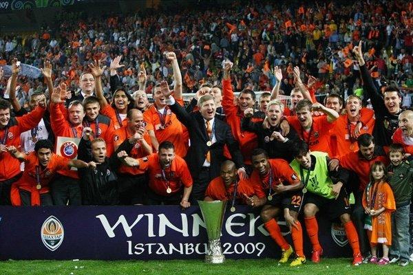 «Шахтер» - обладатель Кубка  УЕФА! Фантастическая победа (Обновлено+ Фото), фото-4