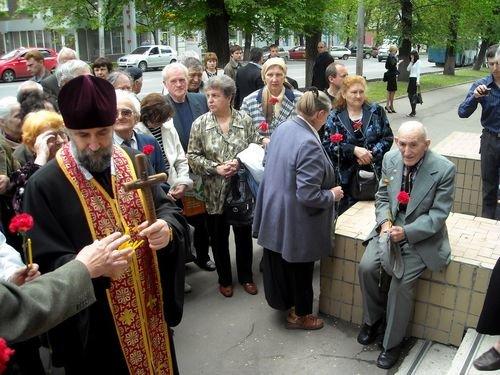 Лучше позже, чем никогда: в Донецке отметили день памяти жертв политических репрессий  (ФОТО), фото-2