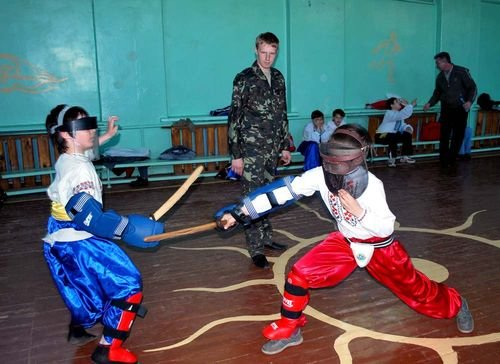В Донецке казаки провели турнир (ФОТО), фото-3
