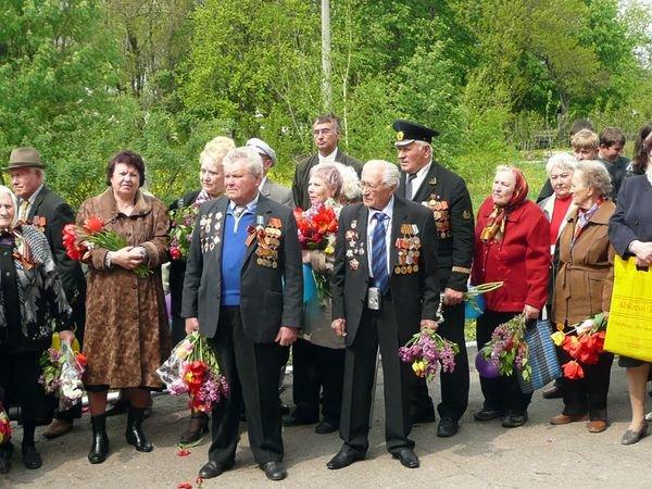 Донецкие школьники поздравили ветеранов (ФОТО), фото-1