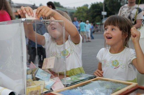Благотворительный карнавал в Запорожье собрал 3000 грн. (ФОТО), фото-3