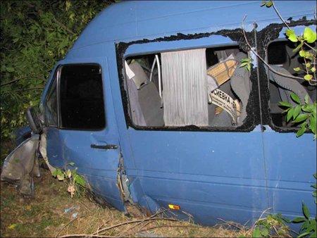 В Бердянске 18 человек пострадали в столкновении двух авто и автобуса  (ФОТО), фото-1